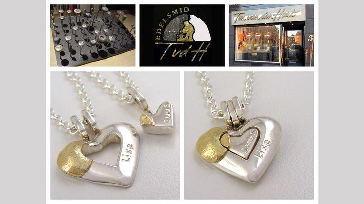 Samen één  ❤  Lief hè…  Vingerafdruk Gedenksieraad Moederdag   #edelsmid #tvdh #handgemaakt #handmade #uniekhandgemaakt #edelsmeden #unique #ambacht #custommade #jewelry #sieraad #sieraden #goudsmid #jewels #jewellery #finejewelry #jewelrydesign #handcrafted #fingerprint #vingerafdruk #hart #love #hanger #pendant #goud #gold #gedenksieraad #moederdag #heart #mothersday