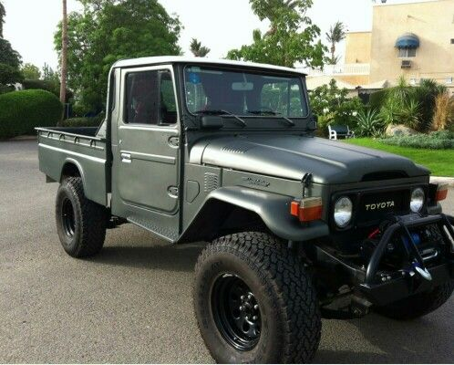 FJ45 Pick up! Toyota Land Cruiser