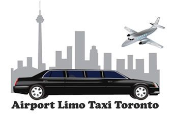 Airport Limo Taxi Toronto  Attractive Logo Designed.
