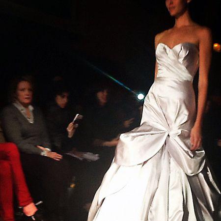 Glamorous Austin Scarlett wedding dress #Fall2013 #WeddingDress