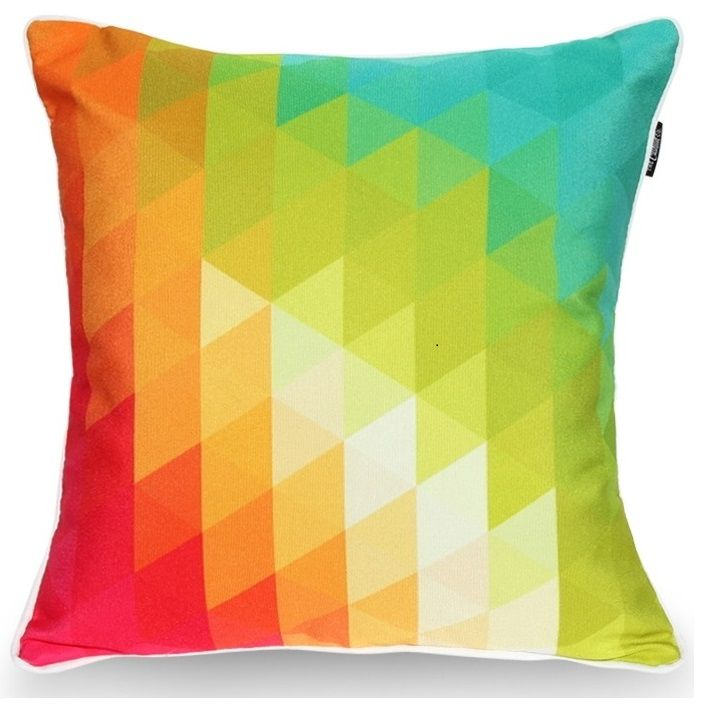 'Prism' indoor / outdoor cushion www.thecushionco.com.au