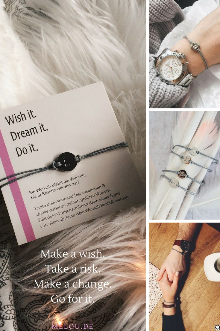 Ever feel the need for a tad of courage to push you for your dream job or to realise your life long dream? Any alphabets of your choice available to represent your wishes. Let our wish bracelets be your tad of courage. #meloulove #meloufamily #bracelet #wishes #cometrue #armbänder #wishbracelet #wunscharmband #giftideas #gift #giftsforher #geschenk #geschenkidee