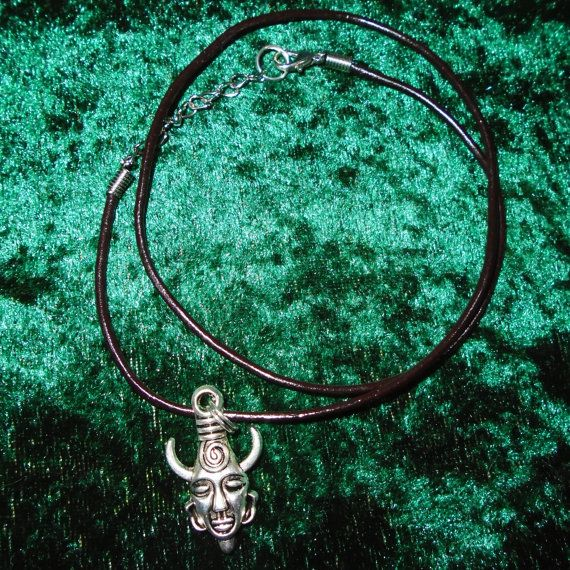 Necklace  Dean's Amulet  Cosplay / Supernatural / by KasumiCrafts