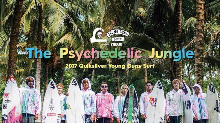 Who is the winner of #Quiksilver Young Guns Surf 2017? #surf