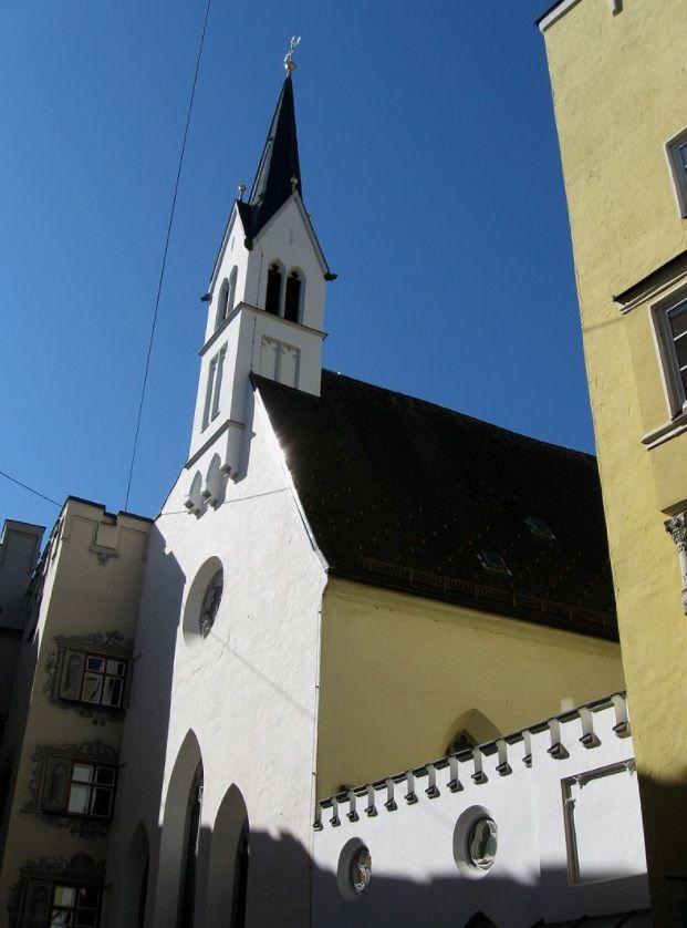 Wasserburg am Inn, ehem. Spitalkirche Hl. Geist