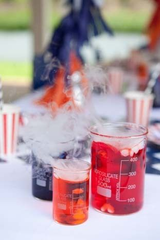 Mad Scientist Party #madscientist #party