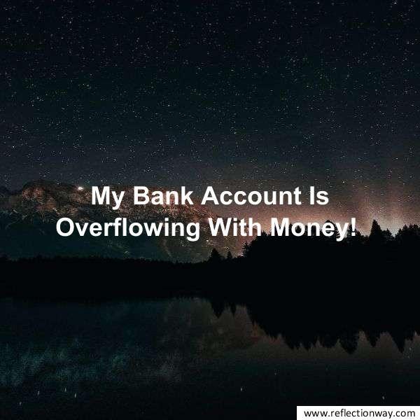 I Can See Abundance Everywhere Around Me. #positiv…