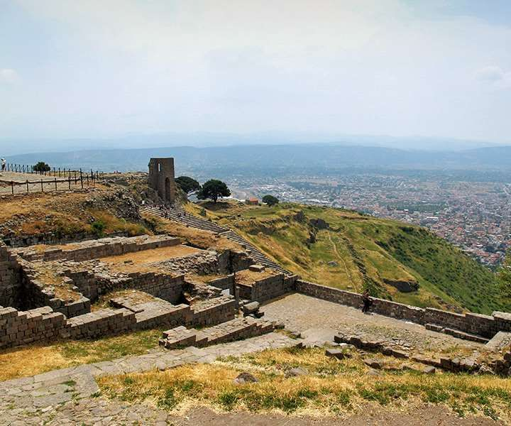 Pergamon Tours from Kusadasi
