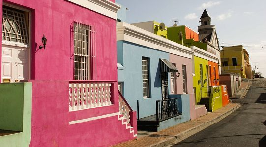 Possibly the best way to experience Cape Town's historical Bo-Kaap district is through its food ...