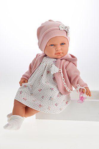 Antonio Juan - Doll 55 cm. Lola Dress MUÑECAS ANTONIO JUAN https://www.amazon.co.uk/dp/B073RNMX6K/ref=cm_sw_r_pi_dp_U_x_r5BiAb4NV8RYQ