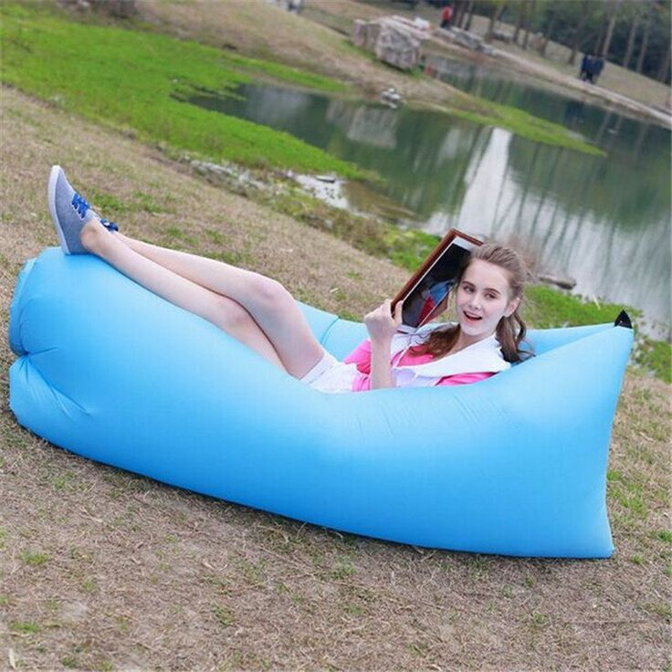 Laybag Sleeping Fast inflatable 0.7KG – City Shop