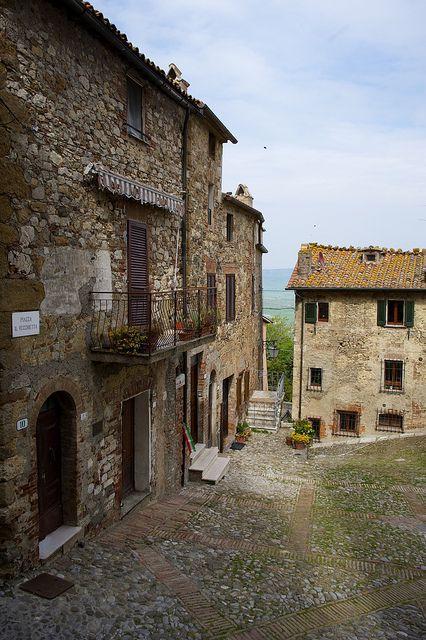 Castiglione d'Orcia Italy  City new picture : Castiglione D'Orcia, Tuscany, Italy | Tuscany Region, Italy | Pintere ...