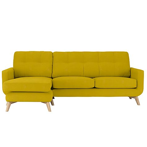 Buy John Lewis Barbican LHF Chaise End Sofa Online at johnlewis.com