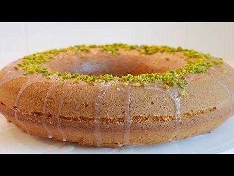 Limonlu Kek Tarifi/ Pirinç Unlu Limonlu Kek Nasıl Yapılır? - YouTube