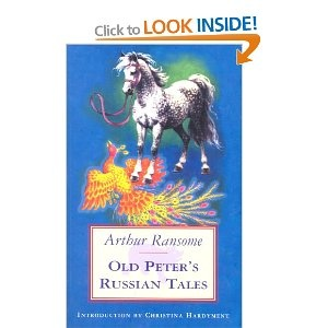 Russian folk tales, as described by Arthur Ransome (Swallows & Amazons)