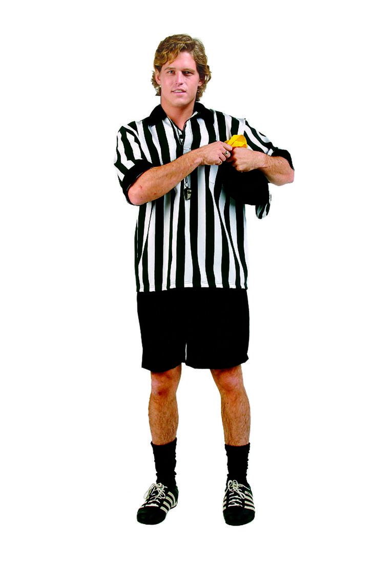 Nice Costumes Plus Size Referee Costume just added...