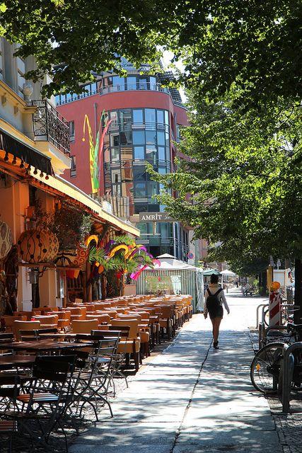 ღღ Friedrichstraße, Berlin, Germany