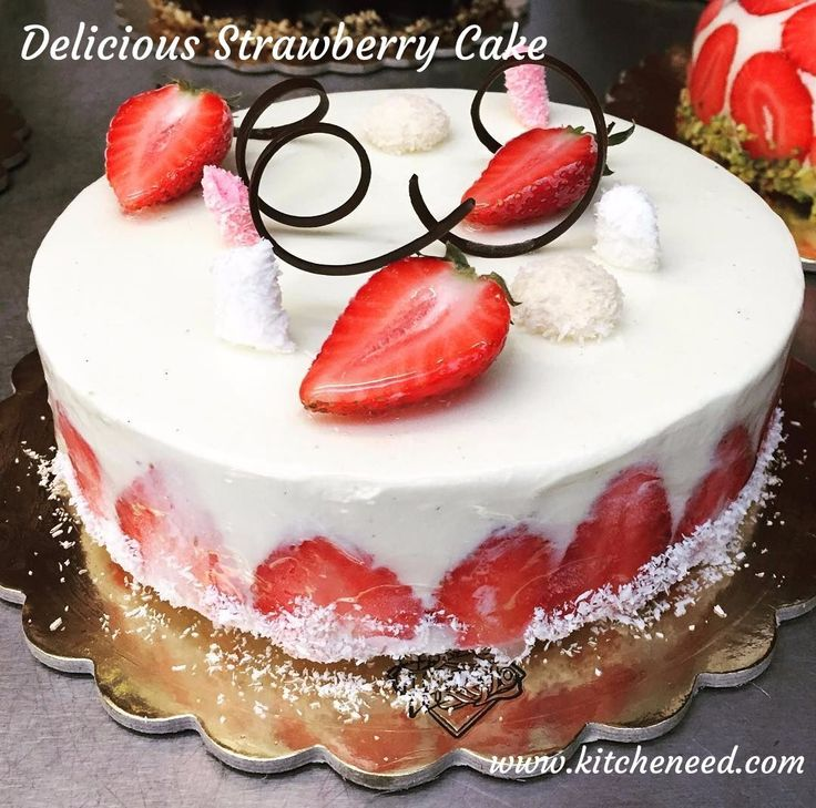 Do you like strawberries?  #food #sweet #baking #kitcheneed #strawberry cooking