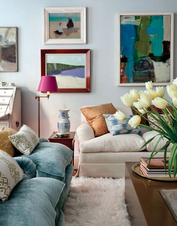152 Best Living Room Art Inspiration Images On Pinterest