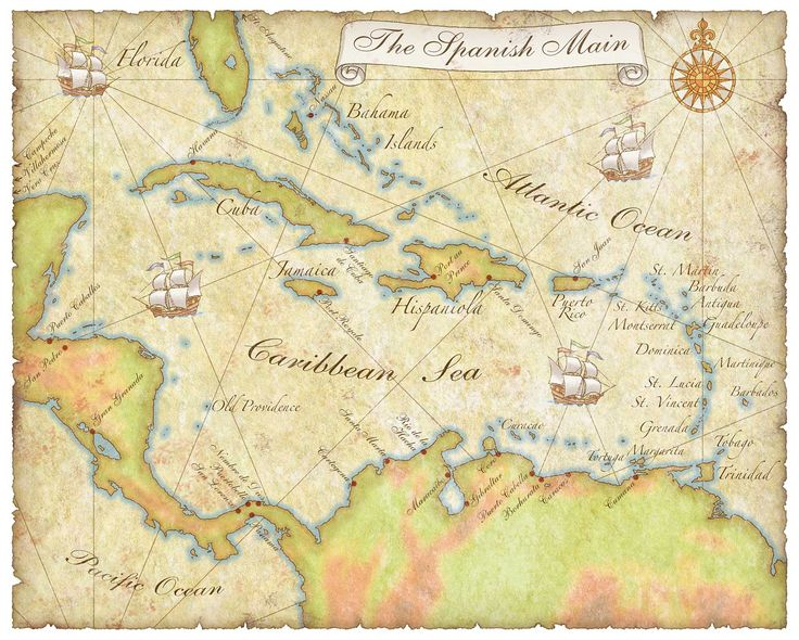 Lesser and Greater Antilles / Windward and Leeward Islands – What is What?