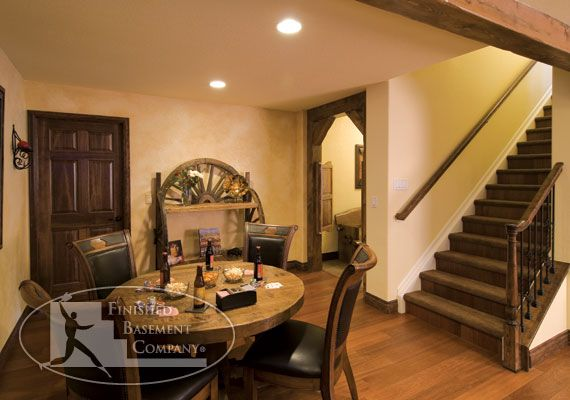 1000 Images About Mountain Cabin Basement Ideas On Pinterest