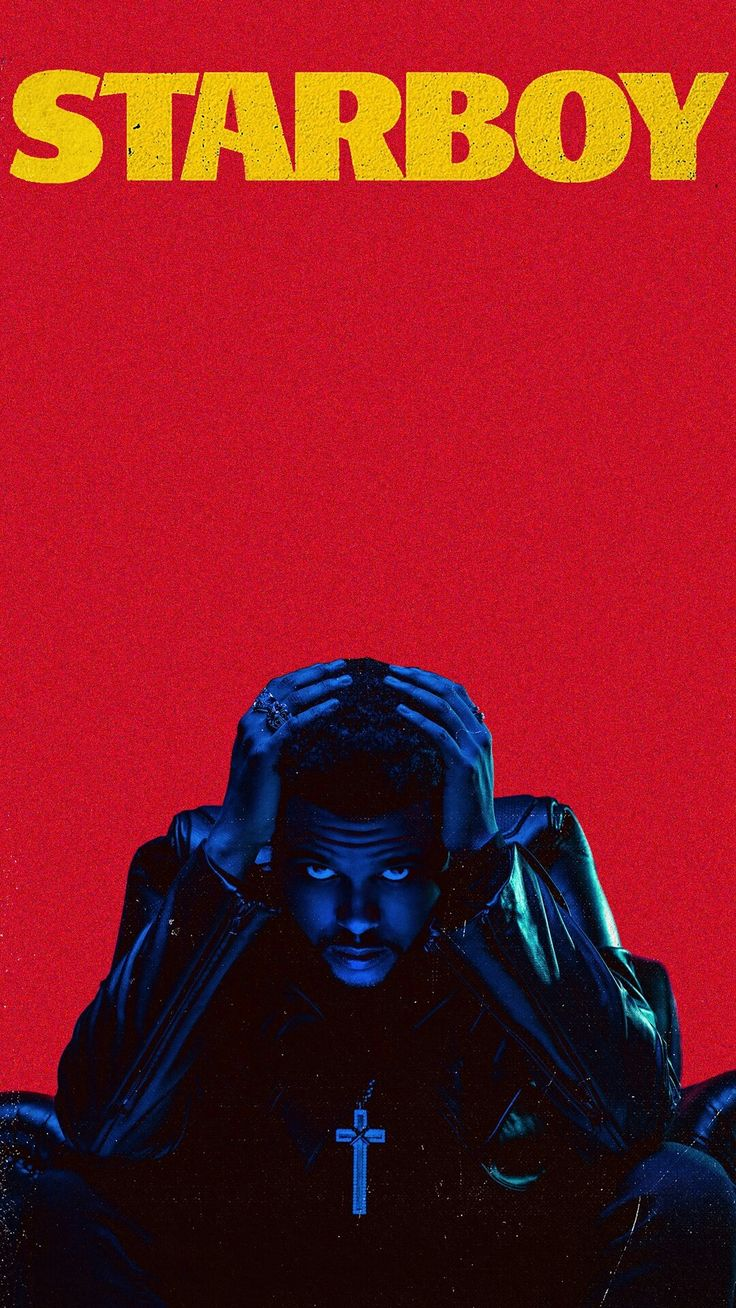 The Weeknd Trilogy Android Background (2020) Papel de