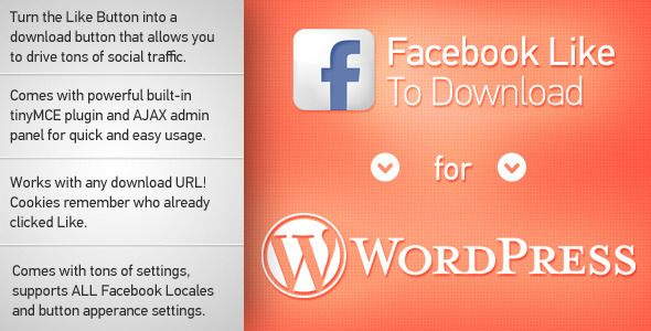 Discount Deals Facebook Like to Download for WordPressonline after you search a lot for where to buy