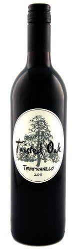 awesome Tempranillo | 2011 Twisted Oak Tempranillo Calaveras County 750ml