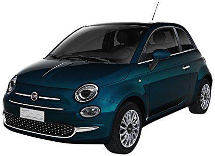 Fiat 500 Lounge GPL 1.2 bz, Blu  - Noleggio a lungo termine Be-Free Plus - Welcome Kit