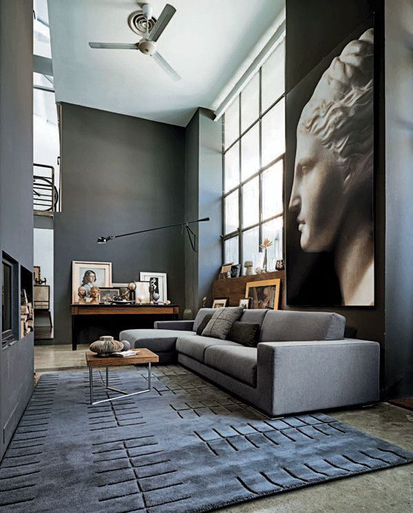 Industrial And Loft Living: 5229 Best Industrial And Loft Living Images On Pinterest