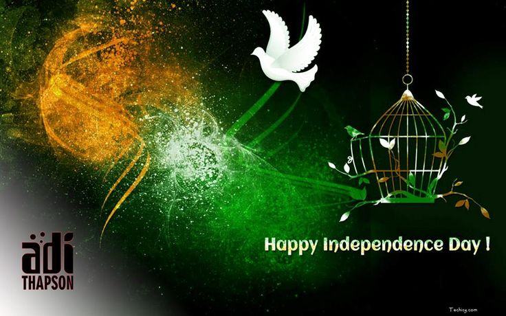 Freedom is something that money can't buy, it's the result of the struggles of many brave hearts. Let us honour them today and always. Happy Independence Day!  #Adi #AdiThapson #HappyIndependenceDay #15August