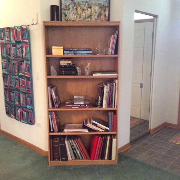 Book case oak laminatevaneer oak laminate bookcase