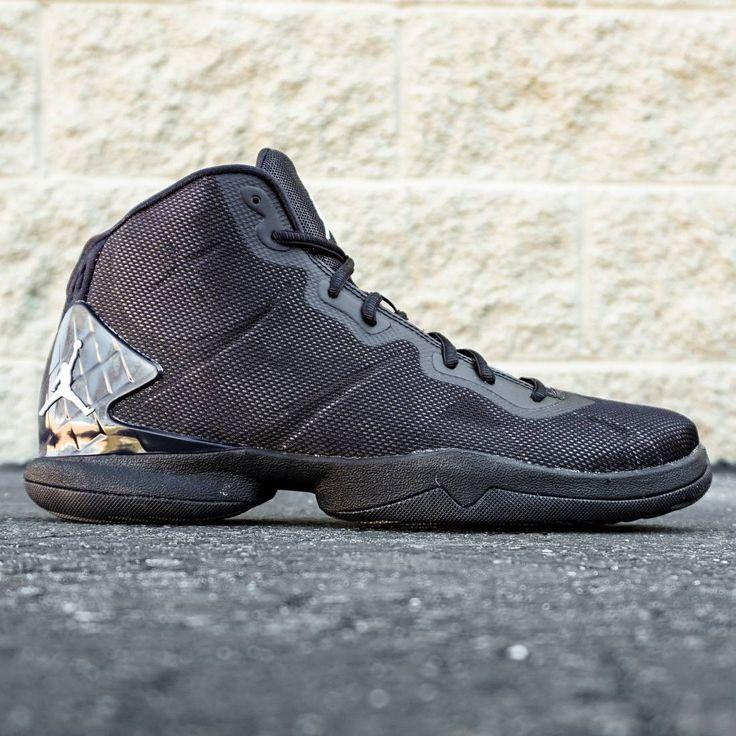 Air Jordan Super.Fly 4 Men (black / white / dark grey)