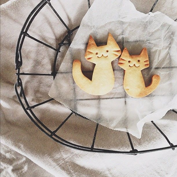 cat cookies | tree-gift ornaments