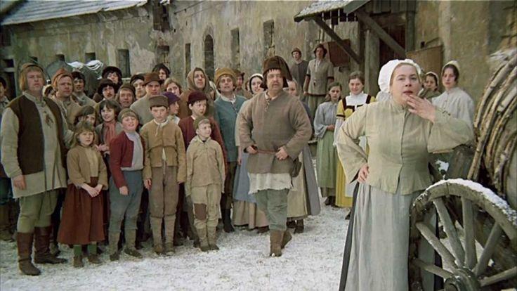 Три Орешка Для Золушки HD 1973 - Tri orisky pro Popelku , Filmove Studio Barrandov , DEFA