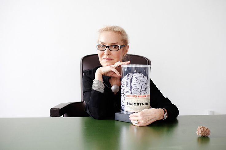 Ольга Свиблова прочтет лекцию в рамках курса по арт–менеджменту в школе Masters