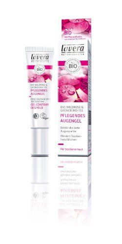 Lavera Faces Eye Gel Wild Rose All Skin Types -- 0.5 fl by Lavera. $38.45. Lavera Faces - a natural skin care system for the face. Lavera. Lavera Faces - a natural skin care system for the face. Organic Wild Rose Eyegel.Proactive Skin Care To diminish The Appearance Of Wrinkles due to a moisturizing formula containing finest quality organic grape, peach and apricot extracts.Intensive Moisture Source created using organic wild rose, elder and hibiscus blossom plan...