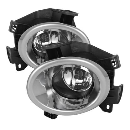 2013-2015 Nissan Pathfinder OEM Fog Lights with Switch - Clear