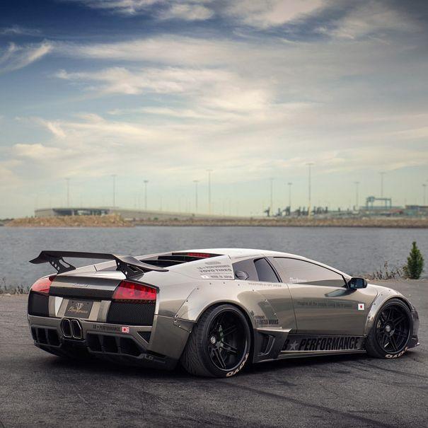 Lamborghini Car Wallpaper: Lamborghini Murcielago By Liberty Walks..