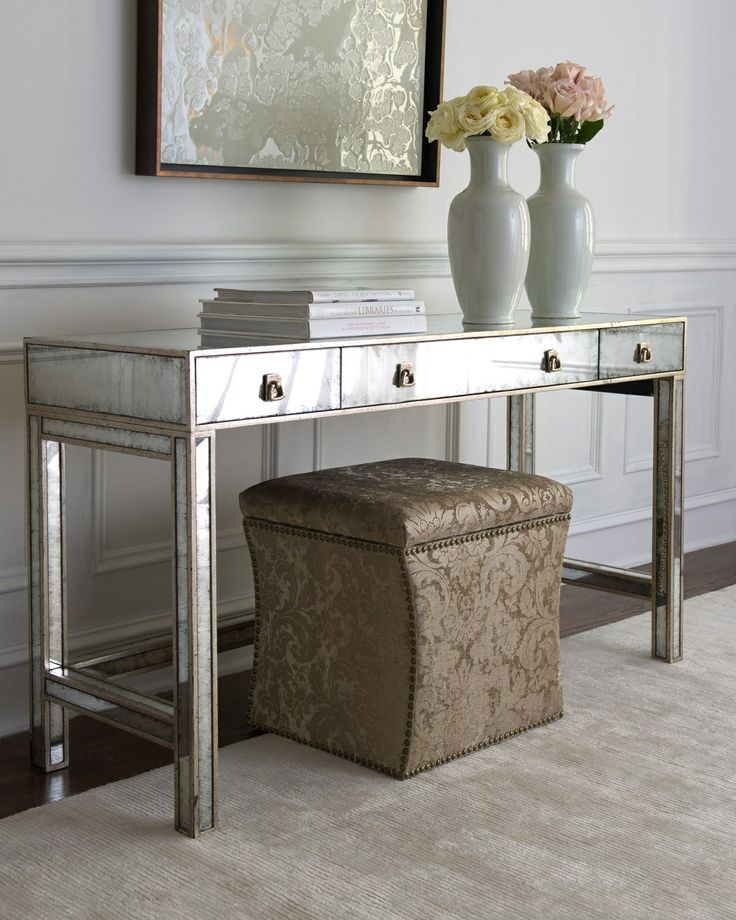 30 best Mirrored Furniture images on Pinterest