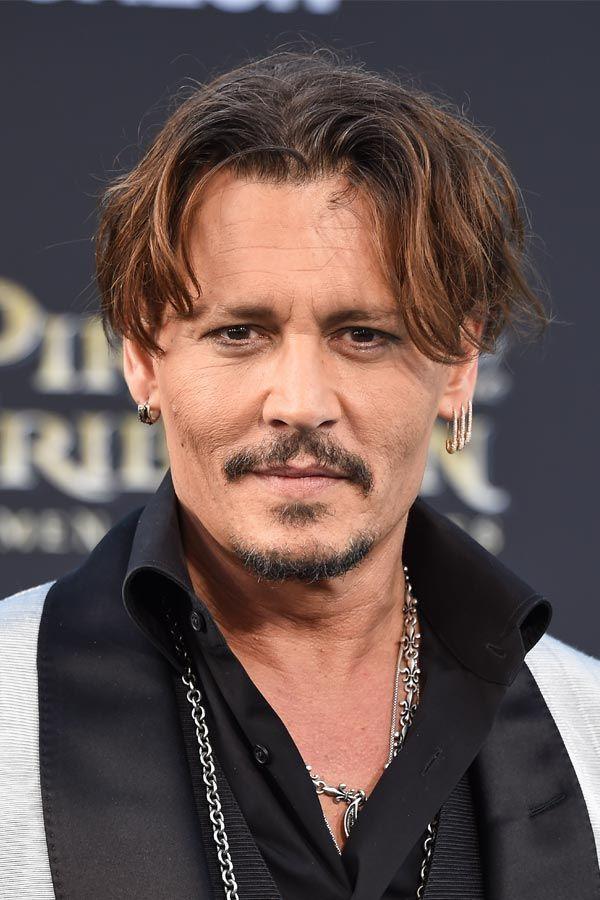 Johnny Depp Beard