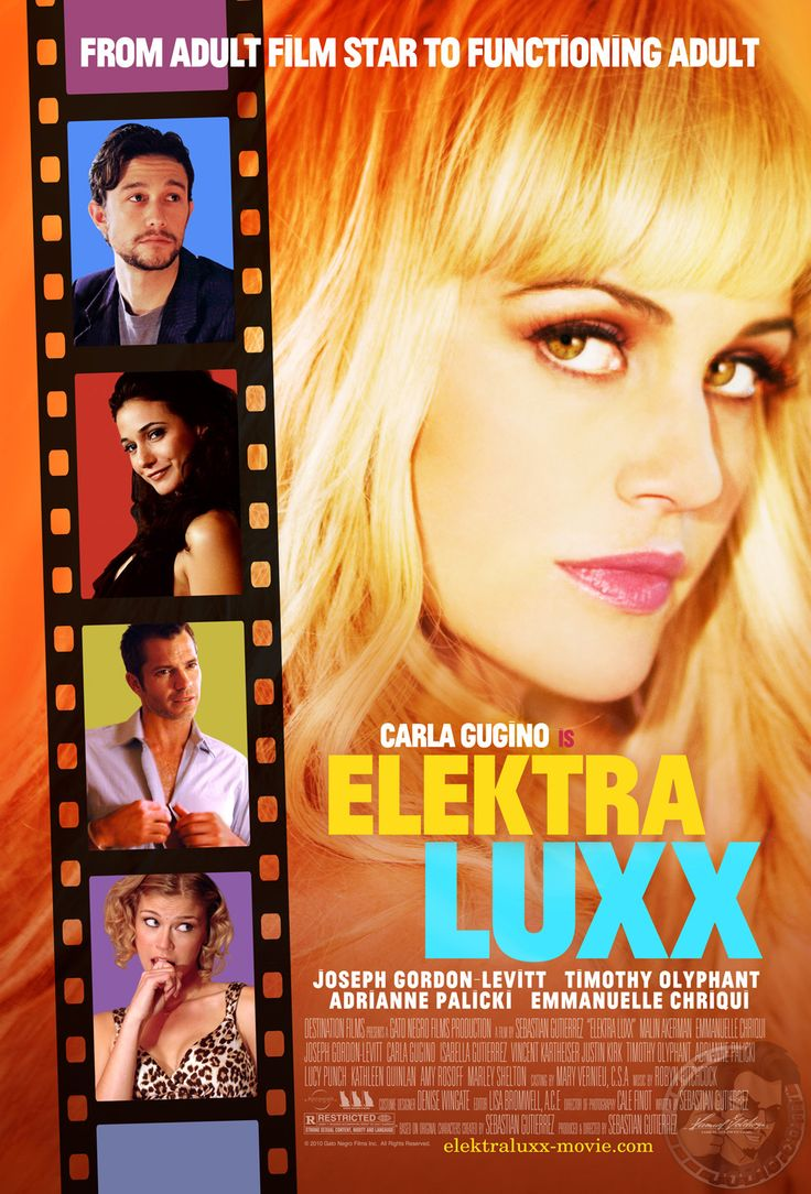 Elektra Luxx , starring Joseph Gordon-Levitt, Carla Gugino, Ermahn Ospina, Jake Hames. Life for porn actress Elektra Luxx gets turned upside down when she finds out she's pregnant. #Comedy #Drama