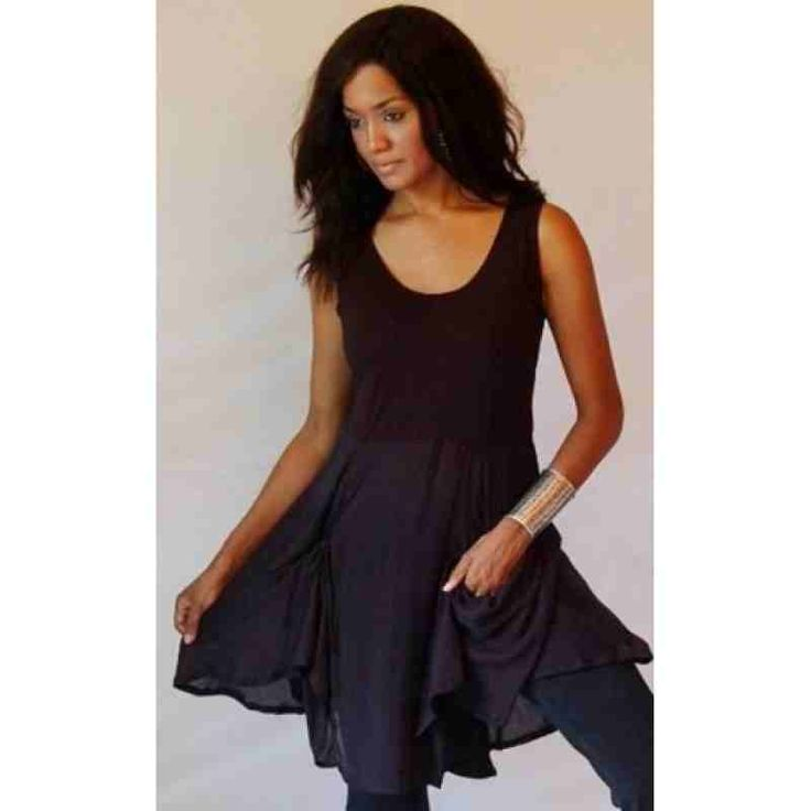 PRE-ORDER - Cute Pocket Detail Mini Dress or Tunic Top (Black) $61.00 http://www.curvyclothing.com.au/index.php?route=product/product&path=95_97&product_id=9306