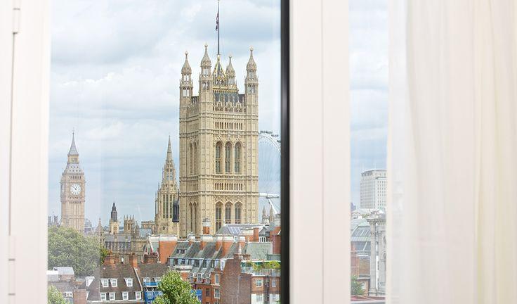 The residential building Courthouse SW1 in London (Great Britain) / Budynek mieszkalny Courthouse SW1 w Londynie (Wielka Brytania).
