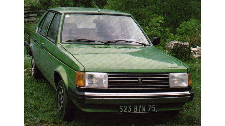 Diaporama : les voitures de l'année 1970-1980 - Les Voitures de l'Année…