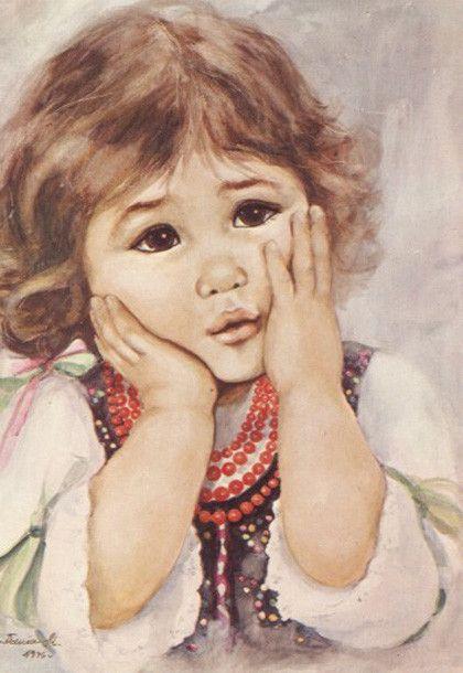 Brenda Burke (… - …) – Pintora Inglêsa_56