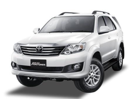 Grand New Fortuner VNTurbo - New Toyota's SUV