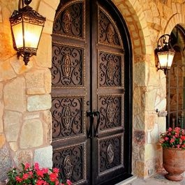 Mediterranean Home Products.......I am going to recreate this!
