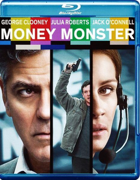 Финансовый монстр / Money Monster (2016/BDRemux/BDRip/HDRip)  Сюжет фильма закручивается вокруг одного телеведущего, шоу которого транслируется в прямом эфире и студию захватывает террорист! Тут перед нами разворачивается драма — 1 человек, который потерял свои последние деньги вынужден идти на крайние меры от безысходности, хочет показать всему миру в прямом эфире, что все финансисты не чистые на руку люди и просто манипулируют простыми людьми, которые смотрят телевизор и слушаю советы…