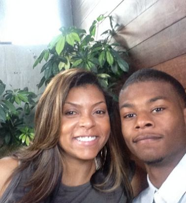 """Think Like A Man Too"" actress Taraji P. Henson discusses the passing of her son's father and entertainment industry dating."